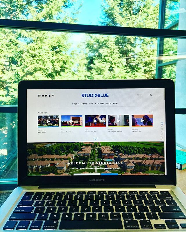 Happy Monday Seawolves! Have you checked out our new website yet? If not, take a look (link in bio) and make sure to subscribe! 🎥