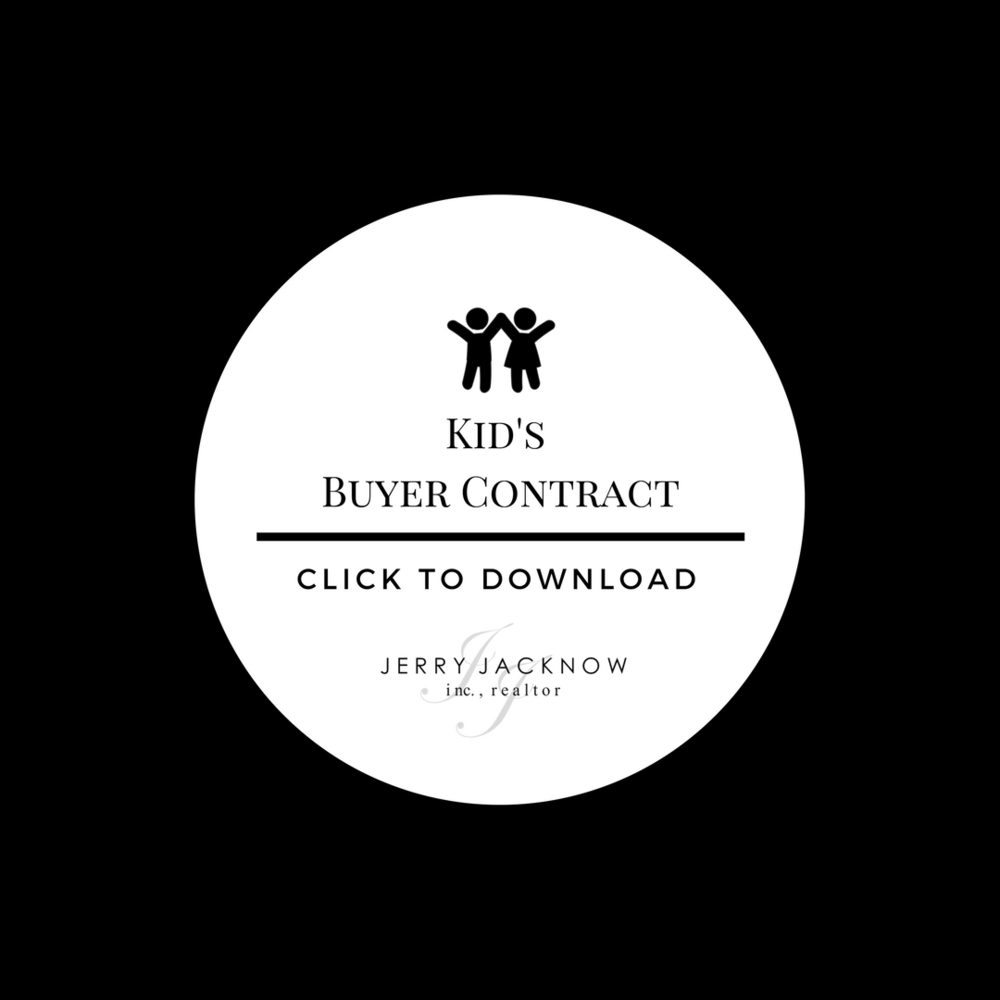 Jacknow Realty Kid's Buyer Contract