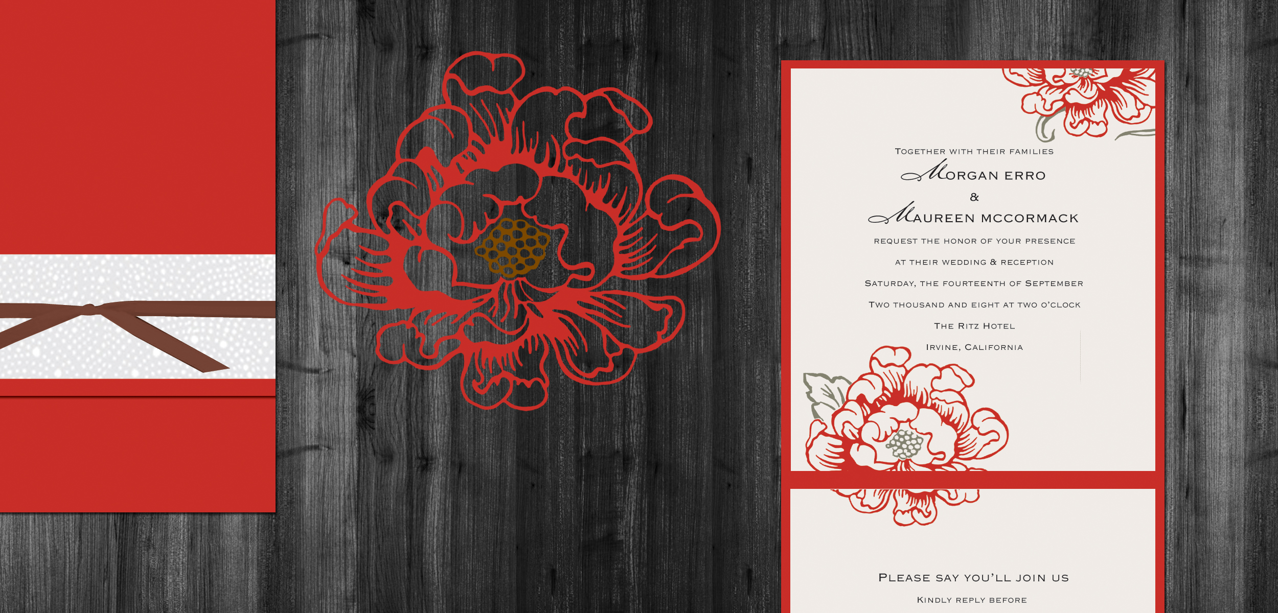 Custom Invitations — The Brink