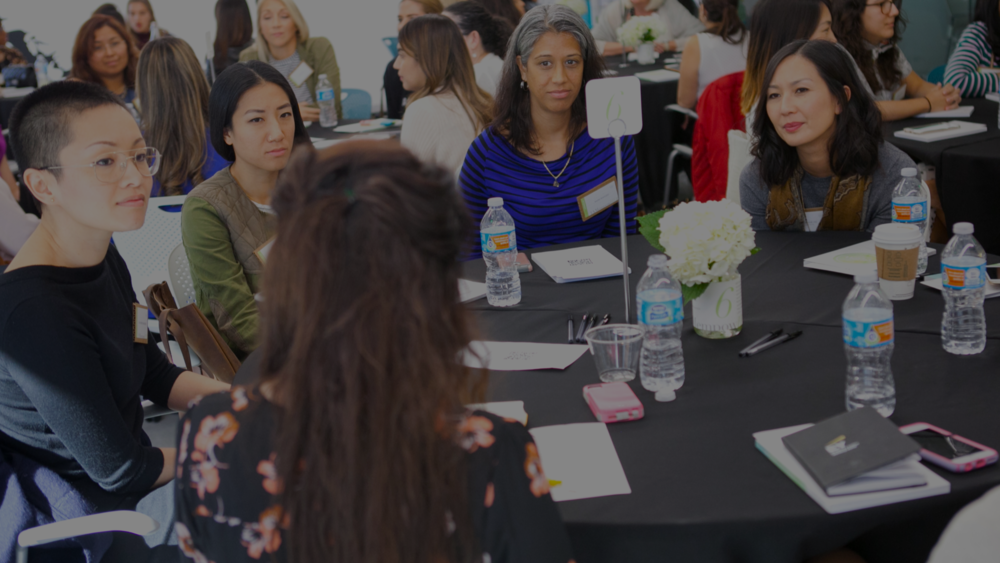 "Cultivate Support - ""This event was the most loving and supportive female event I have EVER been to and it was so reassuring… Women do want to help women and I hadn't been exposed to that in a really long time.- Charlene, Business Development Executive"