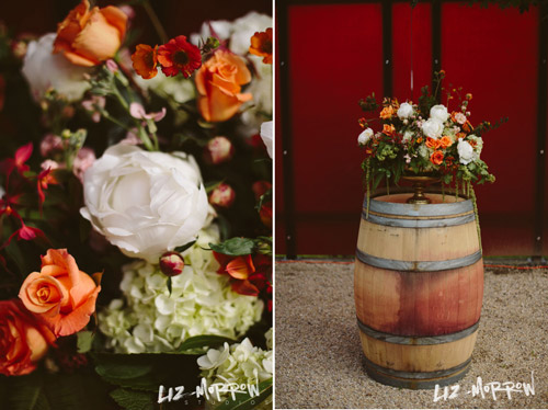 Labyrinth Inspired Woodinville Winery Wedding from Sweet Pea Events |  Photography by Liz Morrow Studios