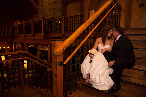 Willows Lodge Wedding