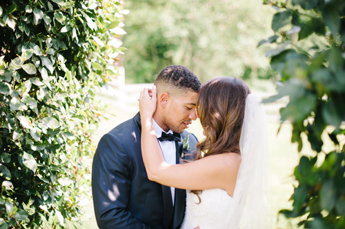 A Lush, Rustic Wedding at DeLille Cellars|Blue Rose Photography