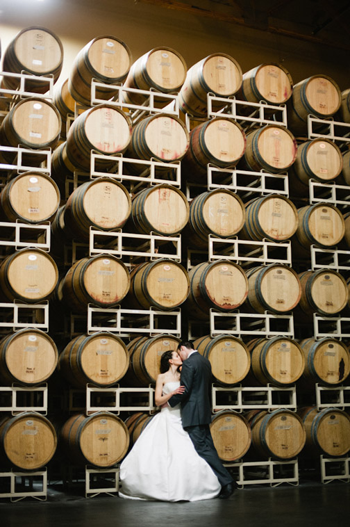 Woodinville Wine Estates wedding