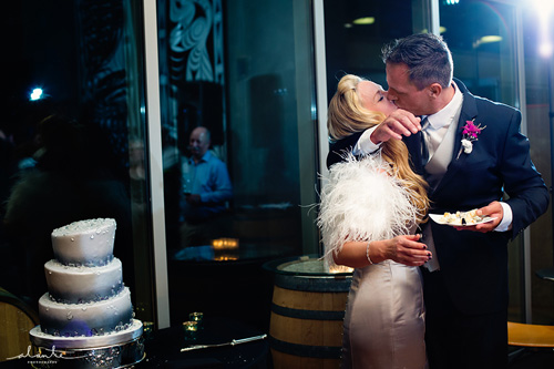 Silver Winery Wedding from Pink Blossom Events