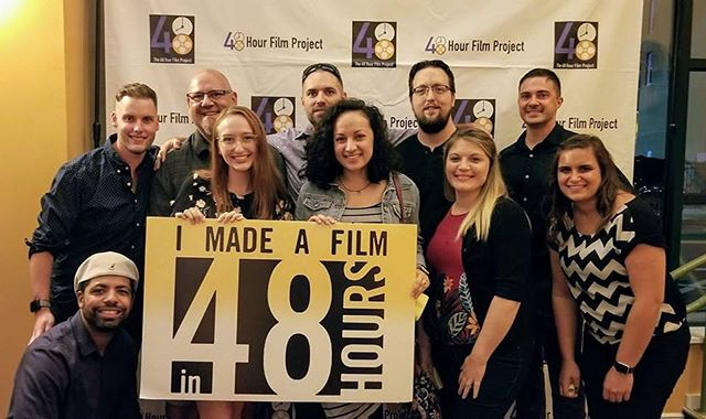 Here it it! Our 2018 48 Hour Film linked in bio. Had so much fun making it and working with some great hard working talented people. The 48 Hour is an intense film project and I am so happy with how it came together. Shoutout to Director editor, and vision driver Bryan Metzger, Actors and Crew; Adriana Cedeño Medina, Juan Caraballo, Nina Dicker, Andrew Lyman, Angela Metzger, Kaley Lamarca, Sean Forde, Ryan Colgan. A great team of people I look forward to working with more future projects together. Thank you. @newhaven48hfp #nofilter
