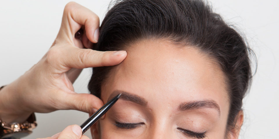 EYEBROW SHAPING -
