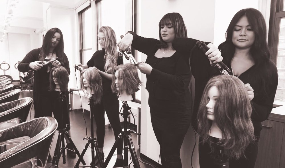 Apprentice Program - Hair models needed