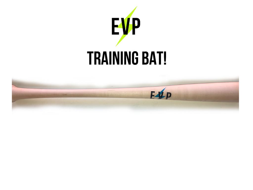 EVP Training Bat — Elite Velocity Program