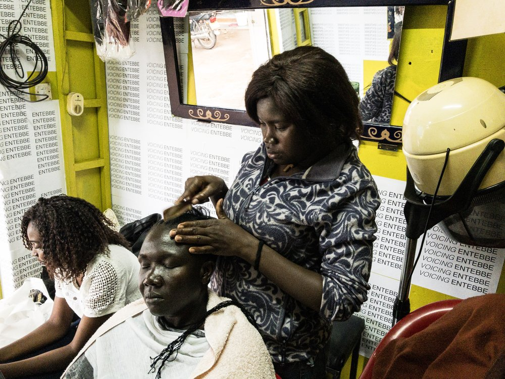 Miss Beauty Saloon (A5) - Ntinda Market, Kampala.