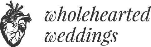 wholehearted weddings