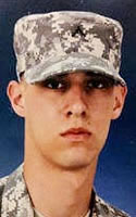 Army PFC Eric D. Soufrine, 20 - Woodbridge, CT/Jun 14