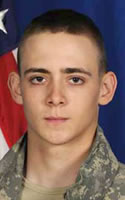 Army PFC. Ryan L. Larson, 19 - Friendship, WI/Jun 15