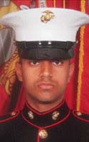 Marine Cpl. Gurpreet Singh, 21 - Antelope, CA/Jun 22