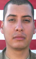 Army SPC Levi E. Nuncio, 24 - Harrisonburg, VA/Jun 22