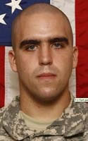 Army SPC Nicholas P. Bernier, 21 - East Kingston, NH/Jun 25