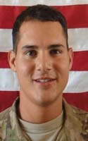 Army 1LT. Dimitri A. Del Castillo, 24 - Tampa, FL/Jun 25