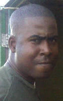 Marine Sgt. Marlon E. Myrie, 25 - Oakland Park, FL/Jun 25