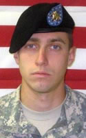 Army PFC Dylan J. Johnson, 20 - Tulsa, OK/Jun 26