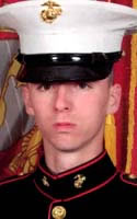 Marine CPL. Michael C. Nolen, 22 - Spring Valley, WI/Jun 27