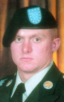 Army PFC James A Waters, 21, Jul 1 - Cloverdale, IN/Jul 1