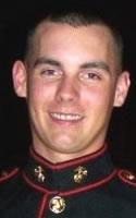 Marine LCpl Robert Greinger, 21 - Greenfield, MN/Jul 12