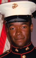 Marine LCpl Jabari N. Thompson, 22 - Brooklyn, NY/Jul 17