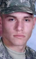 Army Reserve SPC Daniel L. Elliott, 21 - Youngsville, NC/Jul 15