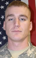 Army SPC Patrick Lay II, 21 - Fletcher, NC/Aug 11