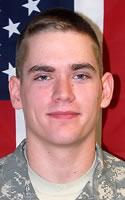 Army PFC Jesse W. Dietrich, 20 - Venus, TX/Aug 25, 2011