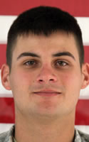 Army SPC Christopher J. Scott, 21 - Tyrone, NY/Sept 3, 2011