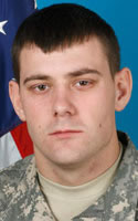 Army PFC. Tony J. Potter Jr., 20 - Okmulgee, OK / Sept 9, 2011