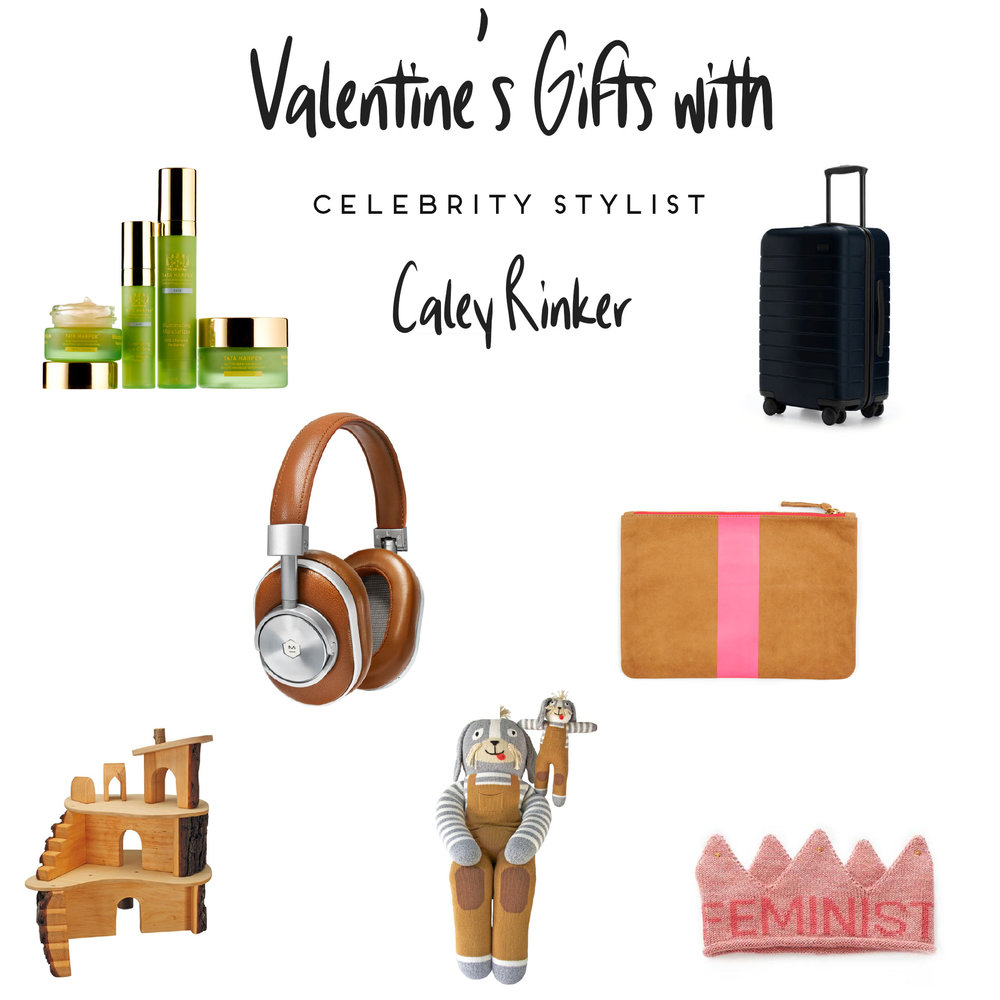 Valentine S Day Gift Ideas With Celebrity Stylist Caley Rinker