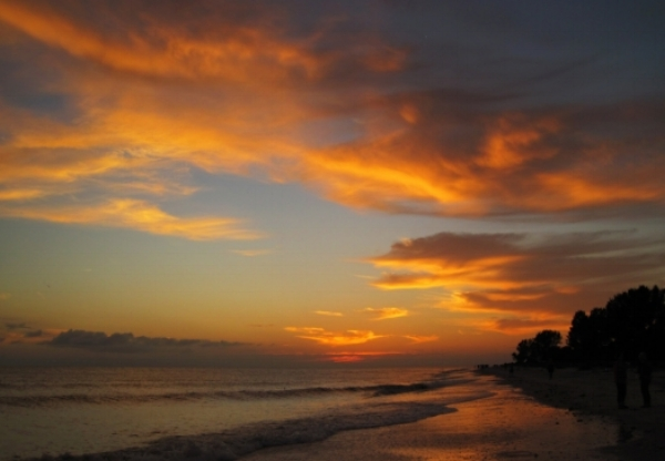 Algiers Beach, Sanibel Island, FL. Photo by James St. John via  Flickr .