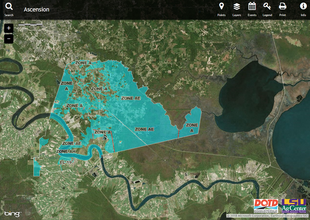 Lsu Ag Center Flood Maps LSU AgCenter Flood Maps — Louisiana Resiliency Assistance Program