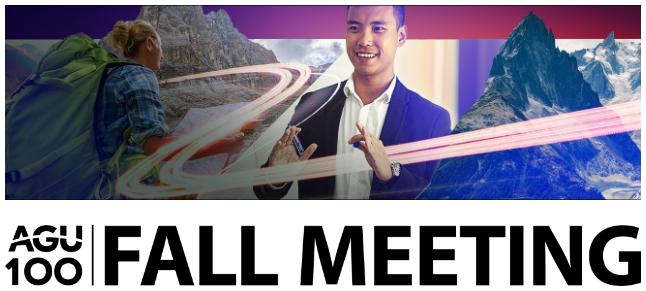 AGU 2019, Fall Meeting