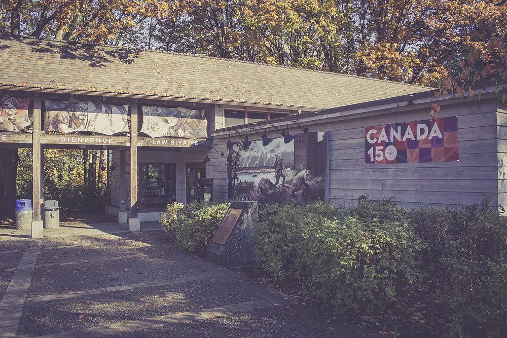 Sxwimele GIFTS - Fort Langley National Historic Site