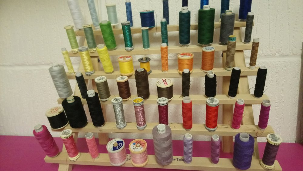 Storing your cotton threads
