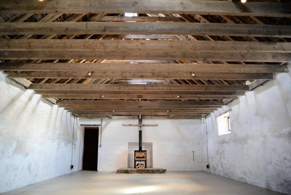 rustic farmhouse barn venue