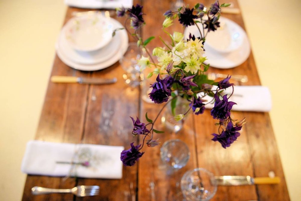 table art and styling