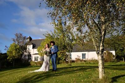 wedding venue web site building
