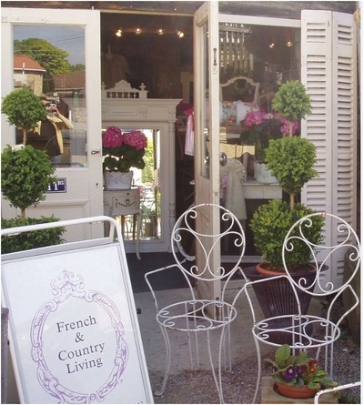 french and country living shop
