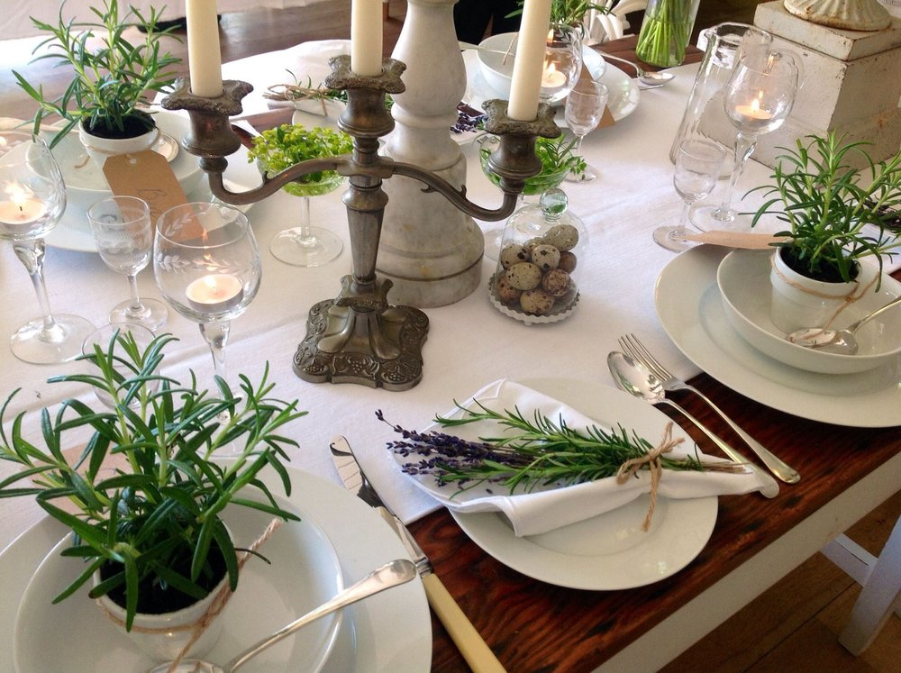 Events - Transforming space with a rustic & elegant twist