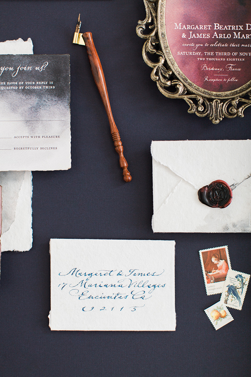 Wax Seals / Nancy Hopkins Lettering