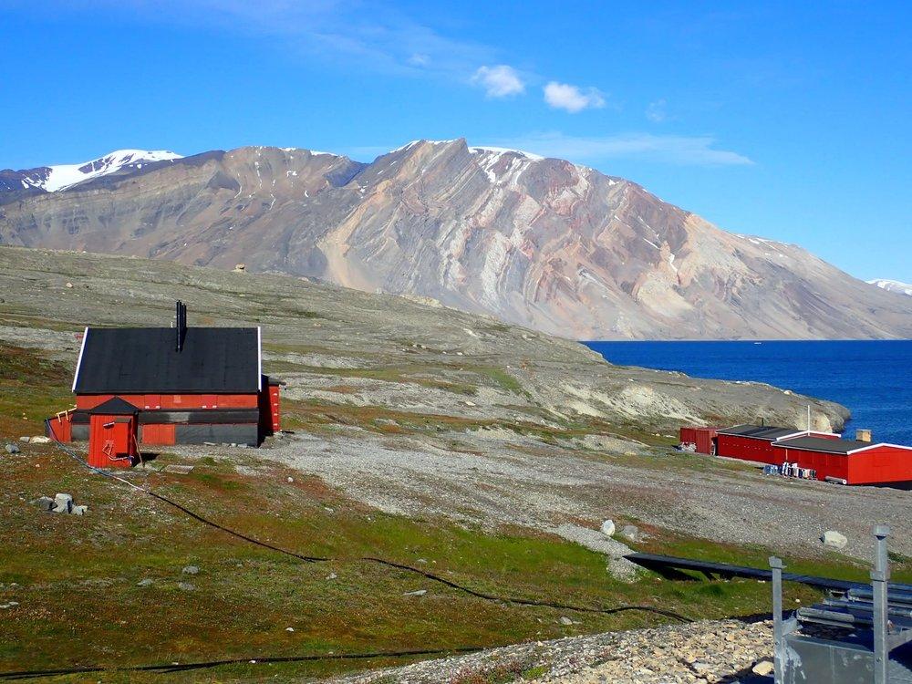 Aspirational goal: live here. Ella Ø.