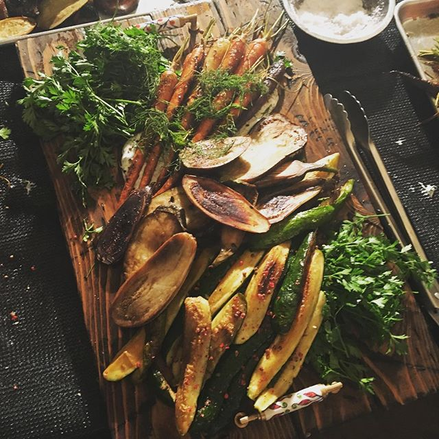 Simple, fresh, local. Fire roasted 🔥🔥🔥 Good ingredients prepared simply; the foundation of great food 🍆🌶🥕🍅🍆 #eatlocal #supportyourlocalfarm #supportsmallbusiness #supportfarmers #eatrealfood #lovewhatyoudo #foodislove #weddingcaterer #doordinecatering #doordine #woodfired #freshisbest #farmfresheverything #farmtotabledinner #farmsupper #farmtotable #eeeeeats #eaterla #eatersandiego #laeats #sandiegoeats #forkfeed #woodfired #fireroasted #seeyouatthetable #supportthosewhosupportyou #buonappetito #slowfoodusa #slowfood
