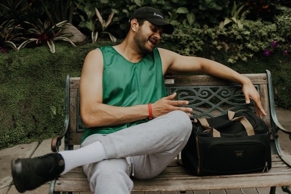 Me + the bag