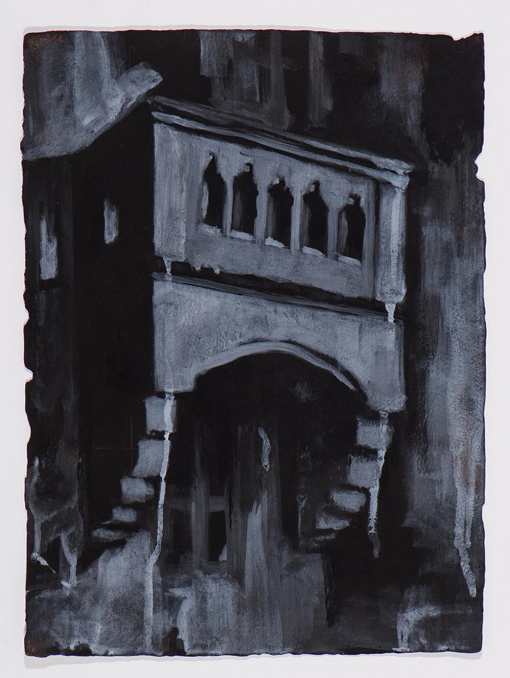 Pazderka - Orquevaux Gatehouse - 11x15.jpg
