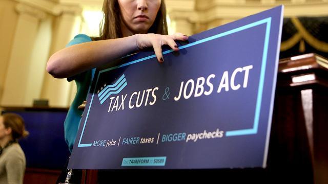 Republican Tax Plan Cheat Sheet — Jill on Money
