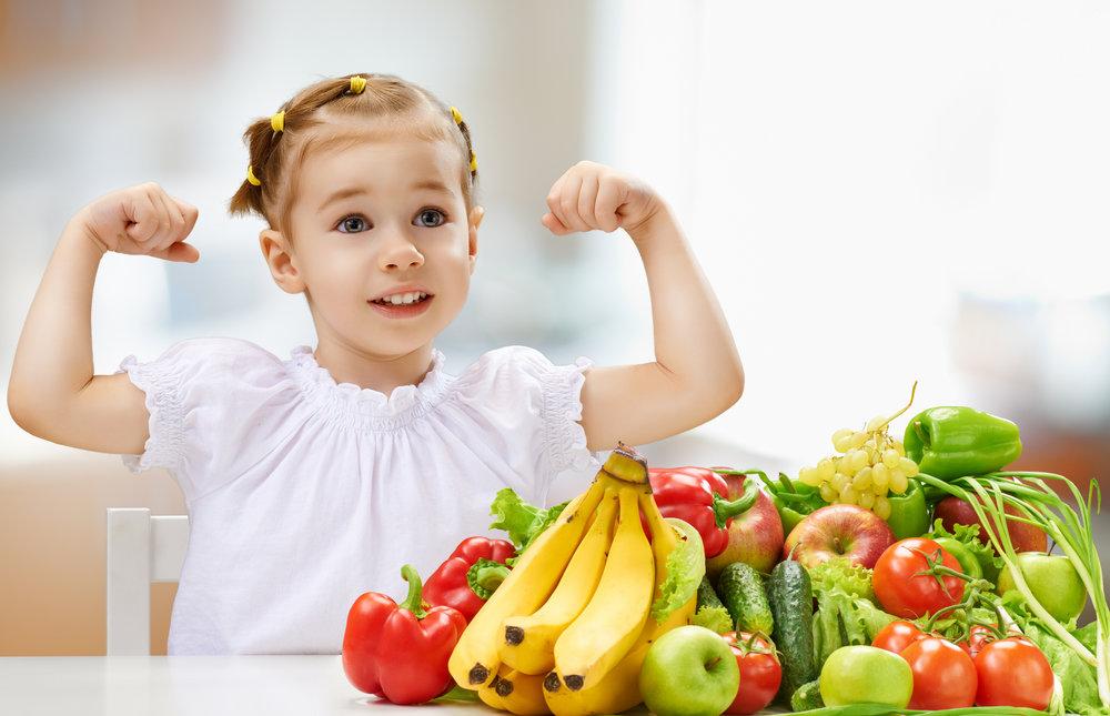 Kids Nutrition -